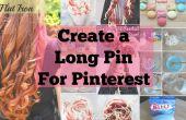Crear fácilmente largos Pins de Pinterest