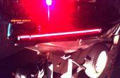 Luces de navegación de barco electroluminiscente