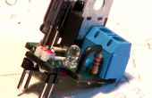 La fuente de alimentación de 5v protoboard pequeño (con dos modos de salida)