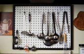 Organizador de herramientas de cocina