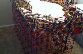 Full-Size K'NEX Pinball Machine