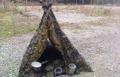 Refugio de supervivencia de los cordones
