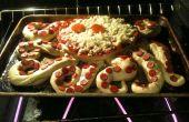 Pastel de Octopizza: Espantosa y deliciosa