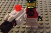 Tamaño minifigura Lego Portal Gun