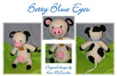 Ojos azules de Betty
