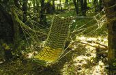Hacer una hamaca de madera de las ramas! por Samuel Bernier