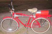 Cuerno del aire de la bicicleta / cuerno del aire del extintor de incendios