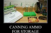 Foodsaver municiones Canning y almacenamiento a largo plazo