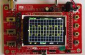 El Kit de osciloscopio digital - DSO138
