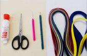Decoración DIY: Cómo hacer cáscara enclavijada decoración de la pared