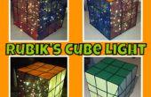 Luz de cubo de Rubik