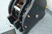El exceso de energía pulso Motor