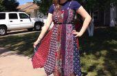 Vestido de lazo