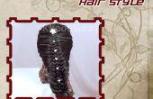 Peinado trenza sirena