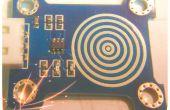 Módulo de Sensor de interruptor de tacto ICStation G003A