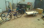 Cuello de cisne todo reciclado moto TRAILER
