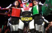 Fuerza Voltron (5 persona montaje épica traje)