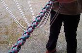 Trenzado de cuerda de escalada