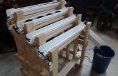 DIY hidroponía utilizando el canal del PVC (prototipo)