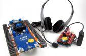 Proyectos de Carlitos: Inalámbrico controlado por discurso Arduino Robot