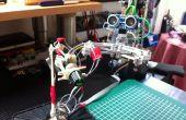 Controlar el brazo robótico, la manera fresca