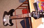 Añadir Cuerdas reales a un controlador Guitar Hero - OpenChord.org