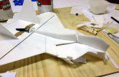 """Cómo reparar """"Foamie"""" perfil R/C avión"""
