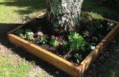 Construcción de jardín elevado fácil