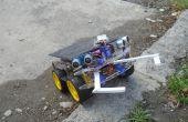 DIY Robot autónomo inteligente (animal doméstico electrónico) /w Arduino