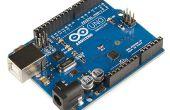 Control de Arduino usando PHP