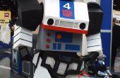 """Cómo hacer un Transformers: """"Jazz"""" traje"""