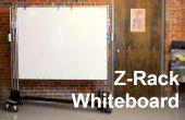 Construir una pizarra Z-Rack