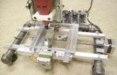 Fácil de construir escritorio Top 3 ejes CNC Fresadora