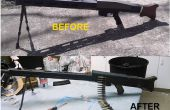 Cómo hice un Airsoft MG-42
