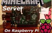 Servidor de Minecraft en frambuesa Pi 1.8.9