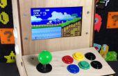 Construya su propio gabinete de Arcade Mini con frambuesa Pi