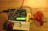 Ventilador automático de temperatura controlada
