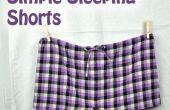 Simple Shorts para dormir