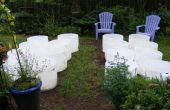 El jardín de tambor de 55 galones: tenemos los tambores, ahora ¿qué hacemos?