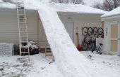 Estación de esquí rampa (rampa de nieve gigante v.2)