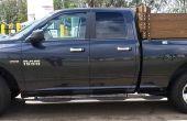 Lados de lados de la cerca de la estaca para 2014 Dodge 1500 4 x 4 camioneta