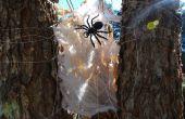 Malvada araña Halloween