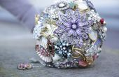 Broche Bouquet de boda