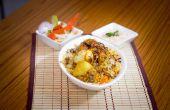 Cómo hacer Biryani de pollo (receta)