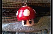 Cómo hacer un Super Mario Mushroom