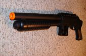 Hacer un arma realista prop de rifle