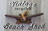 Vintage reciclado galpón playa