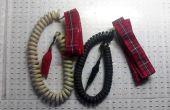 Reutilización de cable de teléfono DIY como ESD anti pulsera antiestática