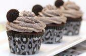 Muerte por Oreo Cupcakes