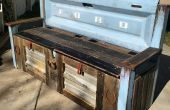 Boot and Tack Bench